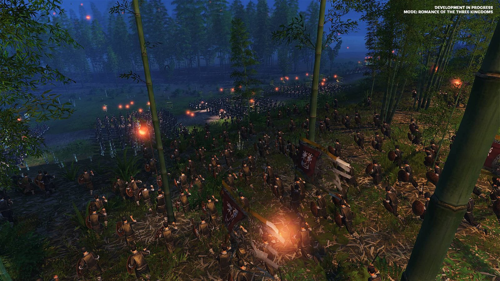 Rebuilding A Dynasty Total War Three Kingdoms Hands On Preview Game Ps4 Romance Of The Xiii Reg 3 Look At