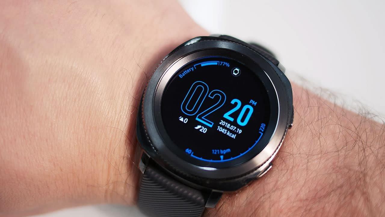 Samsung Gear Sport (Hardware) Review 3