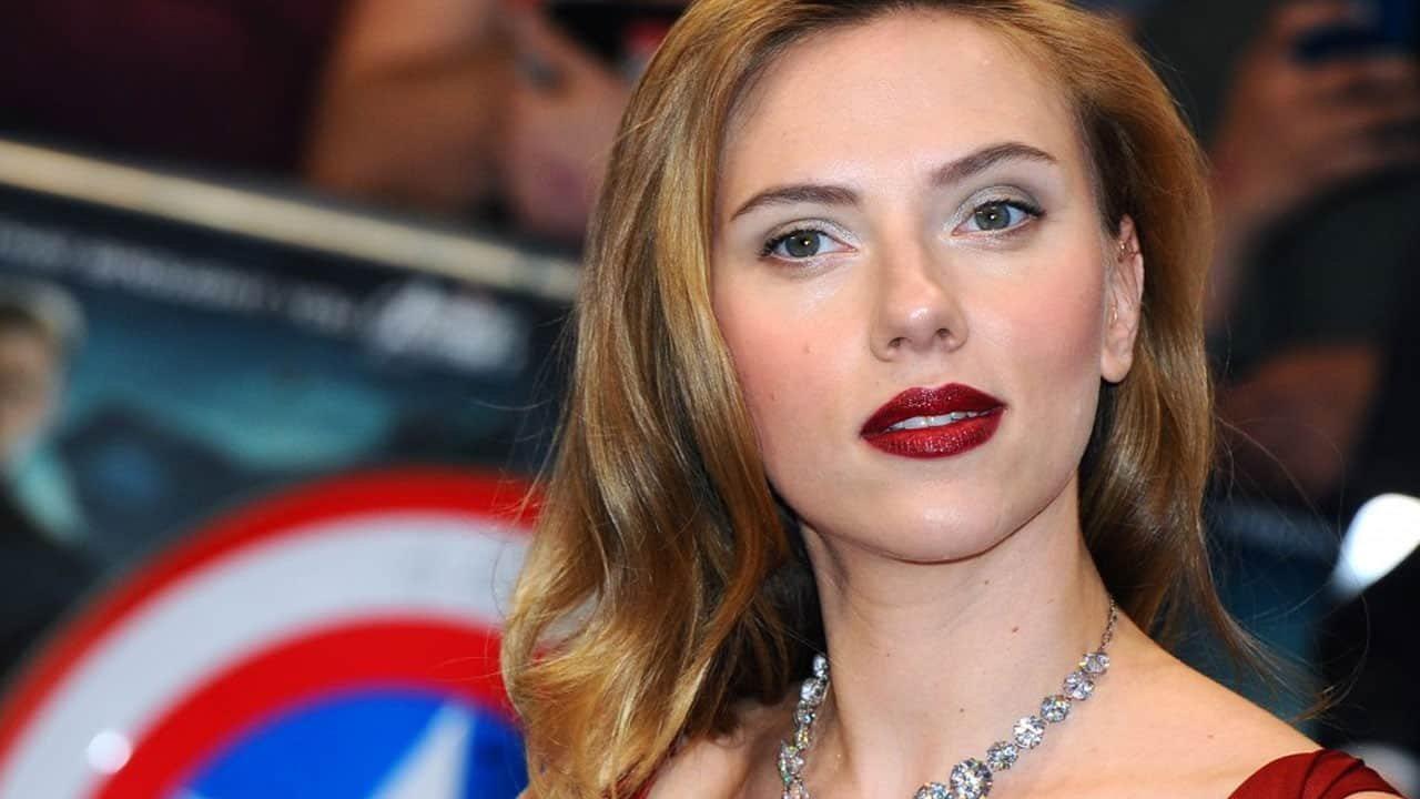 Scarlett Johansson is 2018's Highest Paid Actress with $40.5 million 1