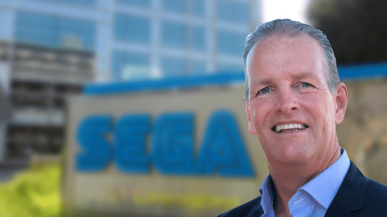 SEGA of America Announces New President and COO, Ian Curran