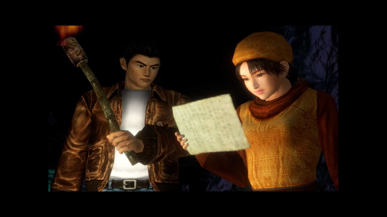 Shenmue I & II Review (PS4) Review 1