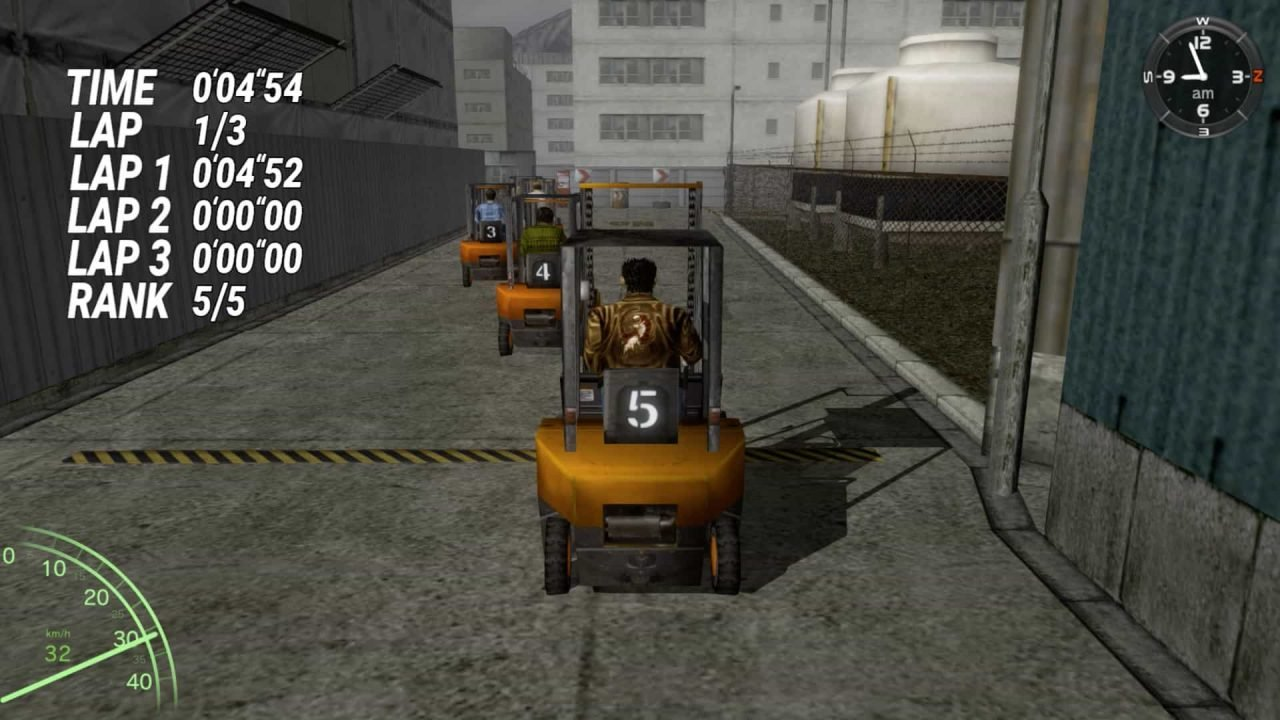 Shenmue I & II Review (PS4) Review 3