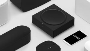 Sonos Unveils Powerful And All-New Sonos Amp