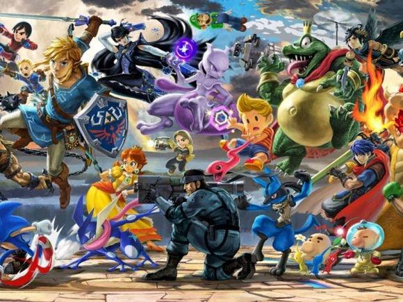 Super Smash Brother's Ultimate Nintendo Direct Breakdown