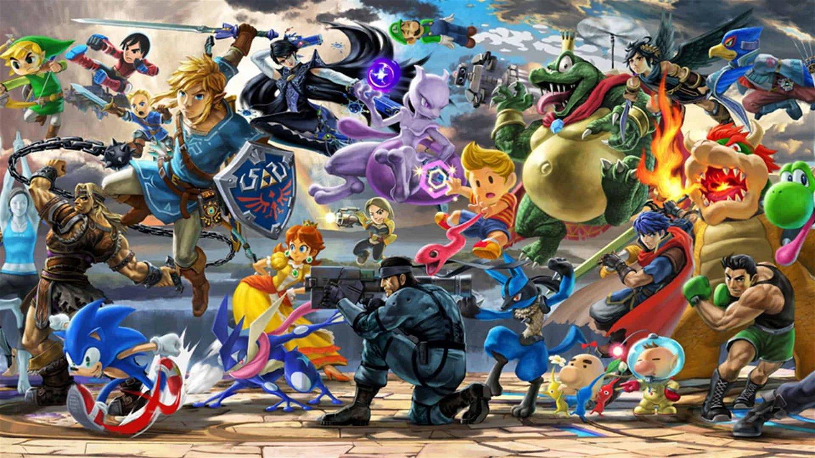 Super Smash Brother S Ultimate Nintendo Direct Breakdown