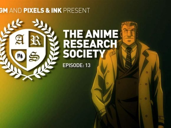The Anime Research Society Episode #13