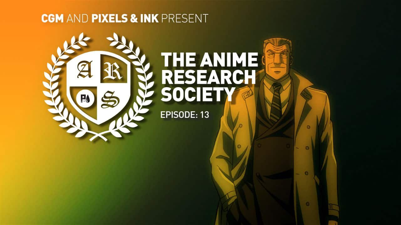 The Anime Research Society Episode #13 1