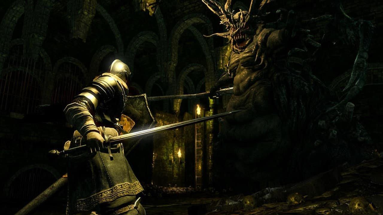 The Dark Souls Trilogy Unleashes An Epic Announcement Trailer 1