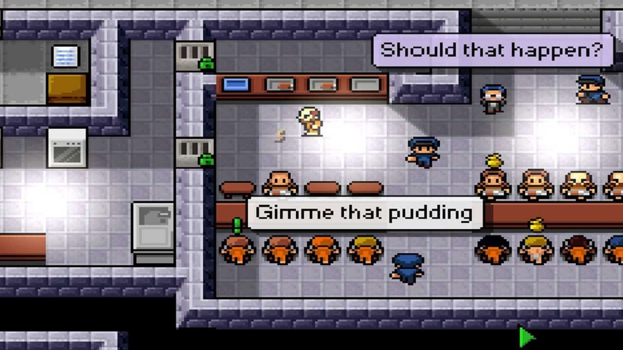 The Escapists: Complete Edition Tunnels Towards The Nintendo Switch 1