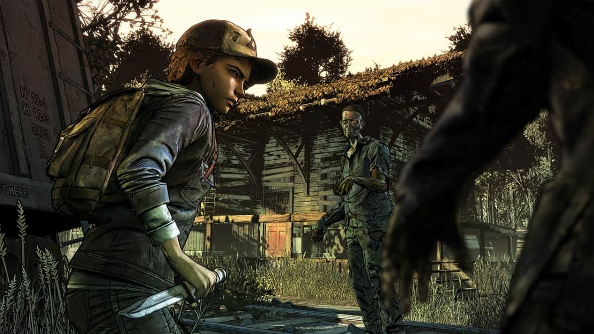 """The Walking Dead: The Final Season - Episode One """"Done Running"""" Review 3"""