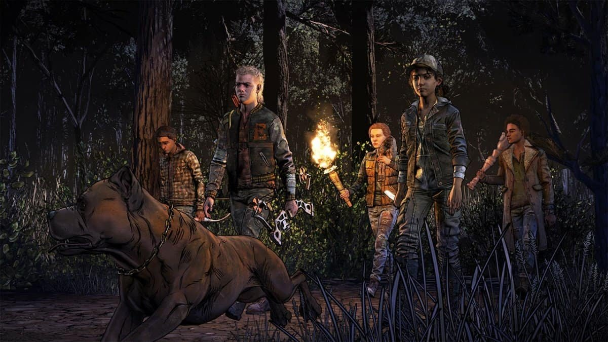 """The Walking Dead: The Final Season Episode One """"Done Running"""" Review 2"""