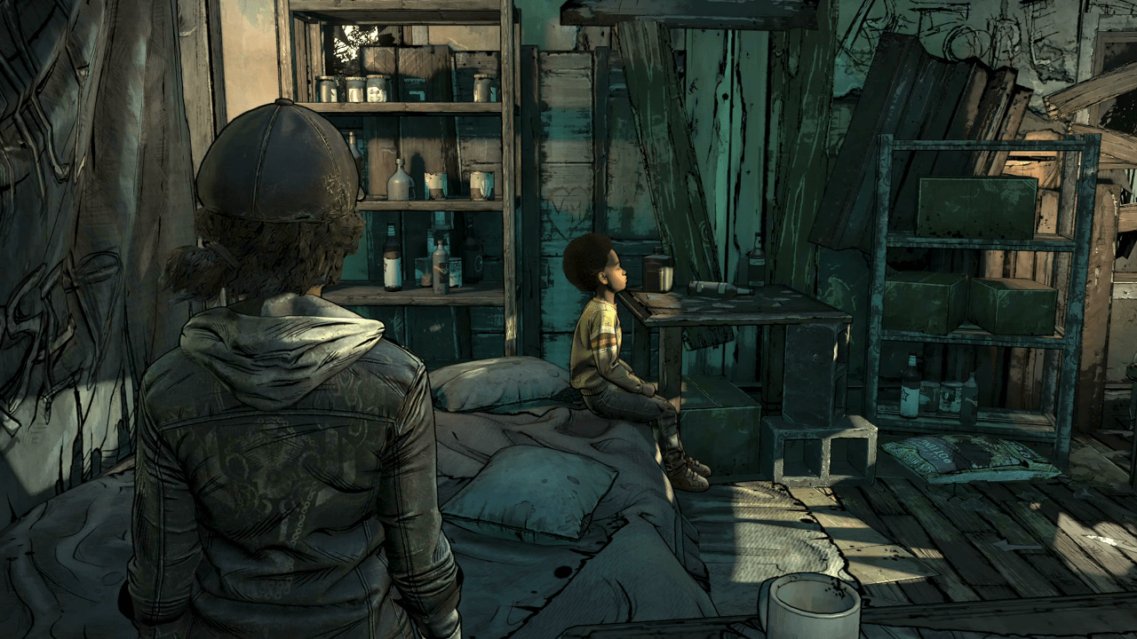 """The Walking Dead: The Final Season Episode One """"Done Running"""" Review 4"""
