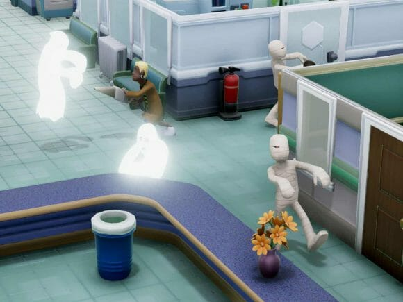 Two Point Hospital (PC) Review 8
