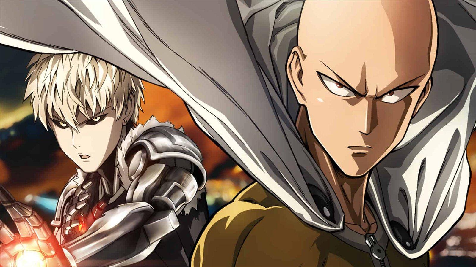 VIZ Media Announces Long-Awaited One-Punch Man Season 2 1