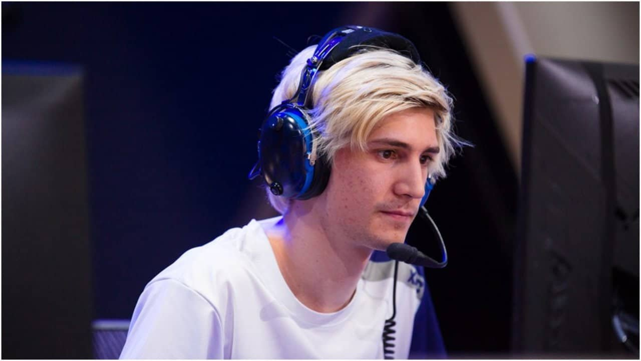 xQc Gets Banned From Overwatch For 15 Days 1