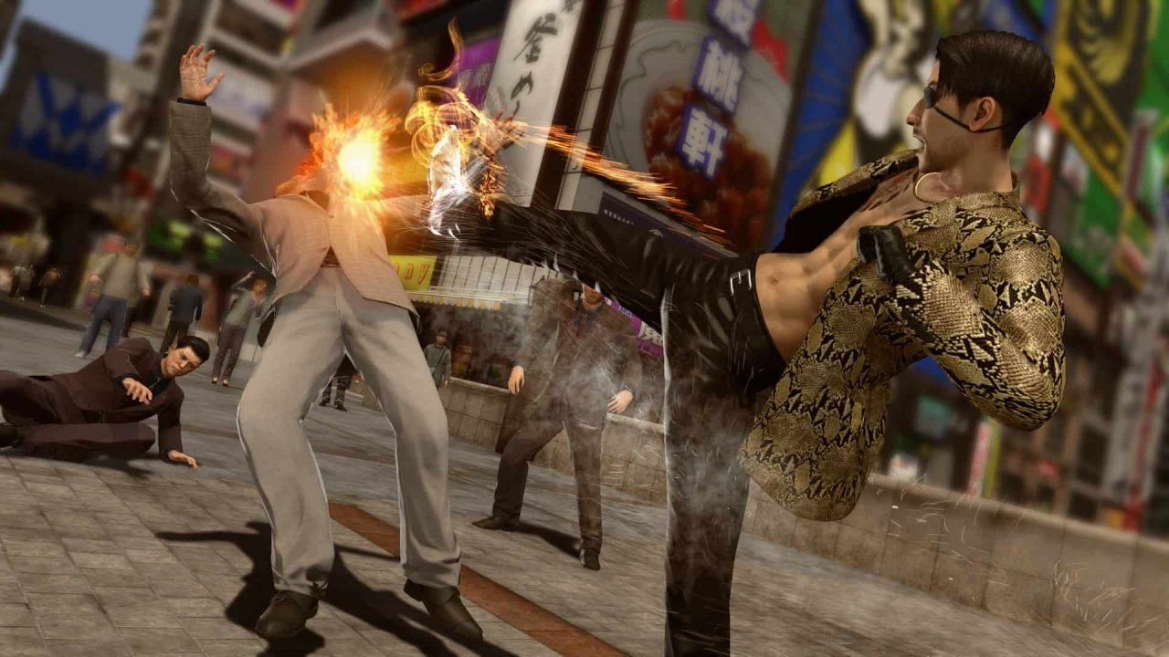 Yakuza Kiwami 2 (PlayStation 4) Review 3