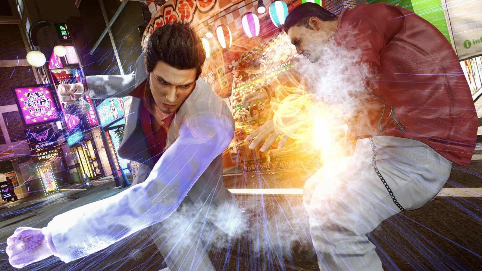 Yakuza Kiwami 2 (PlayStation 4) Review 1