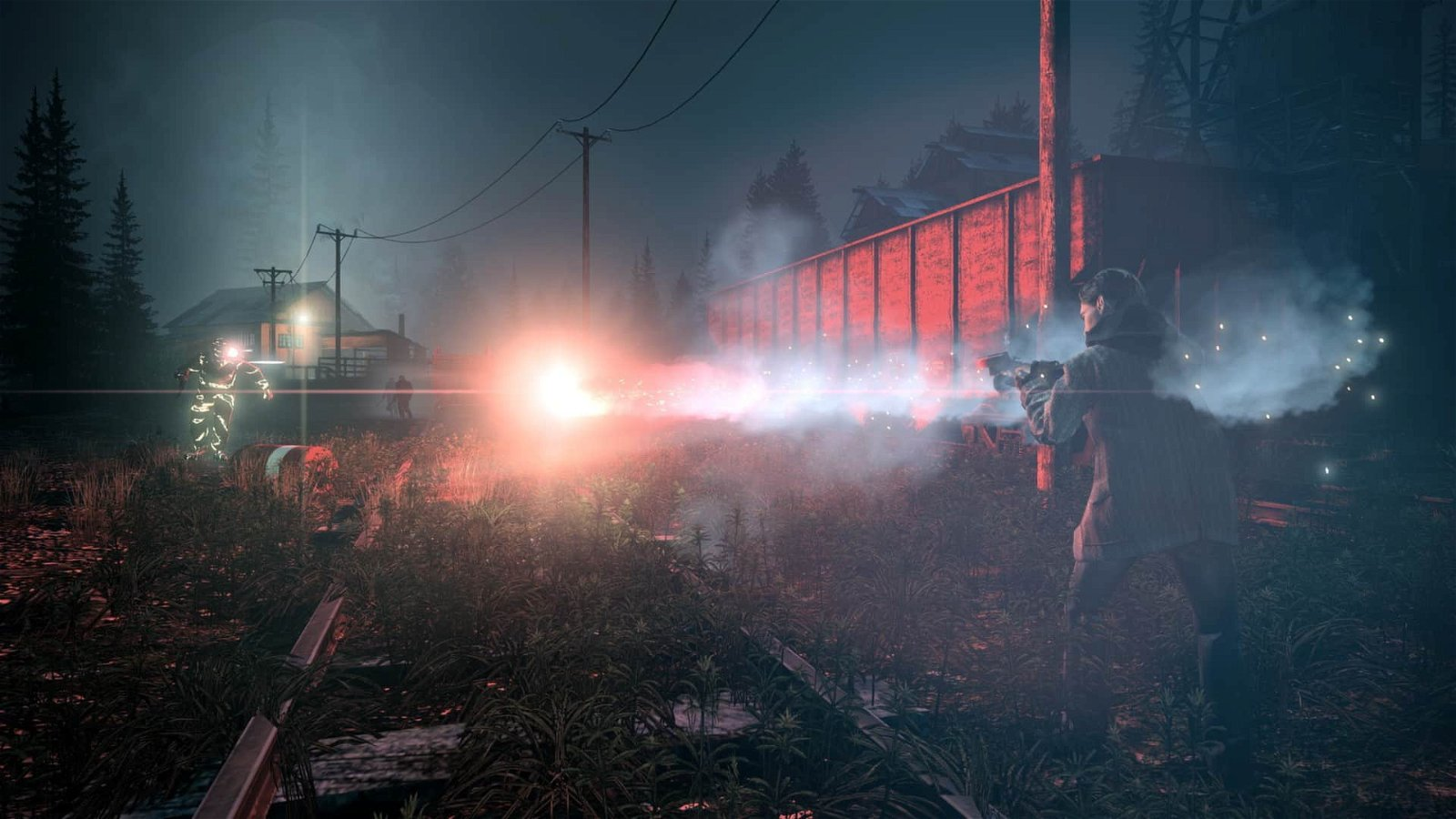 Alan Wake Comes Full Circle With Its Own Television Series 2