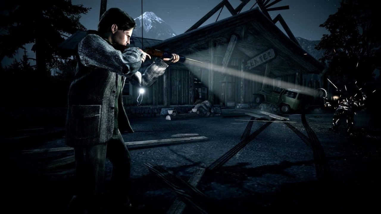 Alan Wake Comes Full Circle With Its Own Television Series