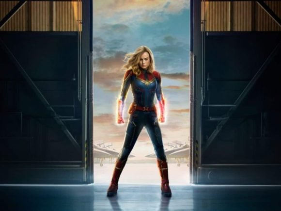 Brie Larson Soars in Captain Marvel Trailer 1