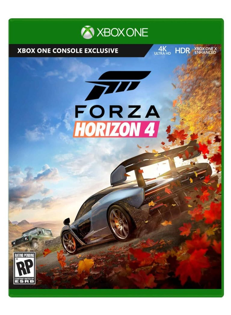Forza Horizon 4 (Xbox One) Review 1