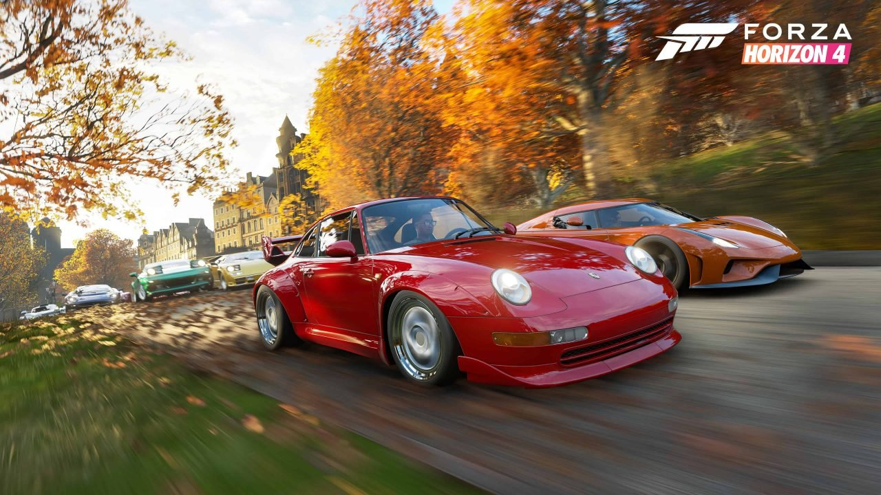 Forza Horizon 4 (Xbox One) Review 2