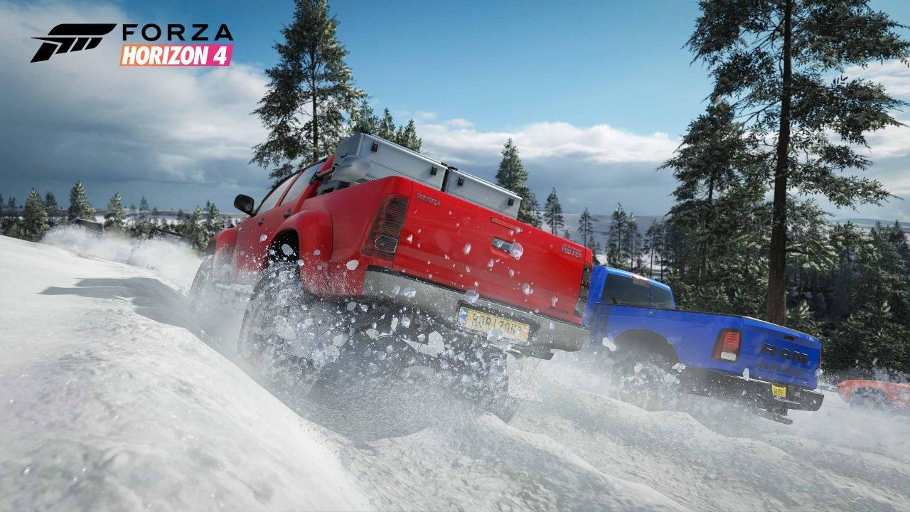 Forza Horizon 4 (Xbox One) Review 5