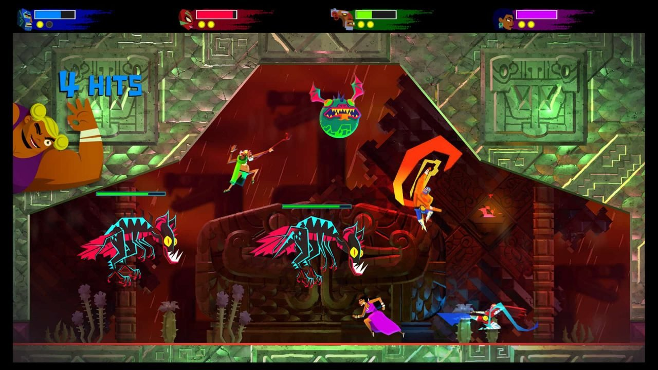 Guacamelee 2 (Ps4) Review 3