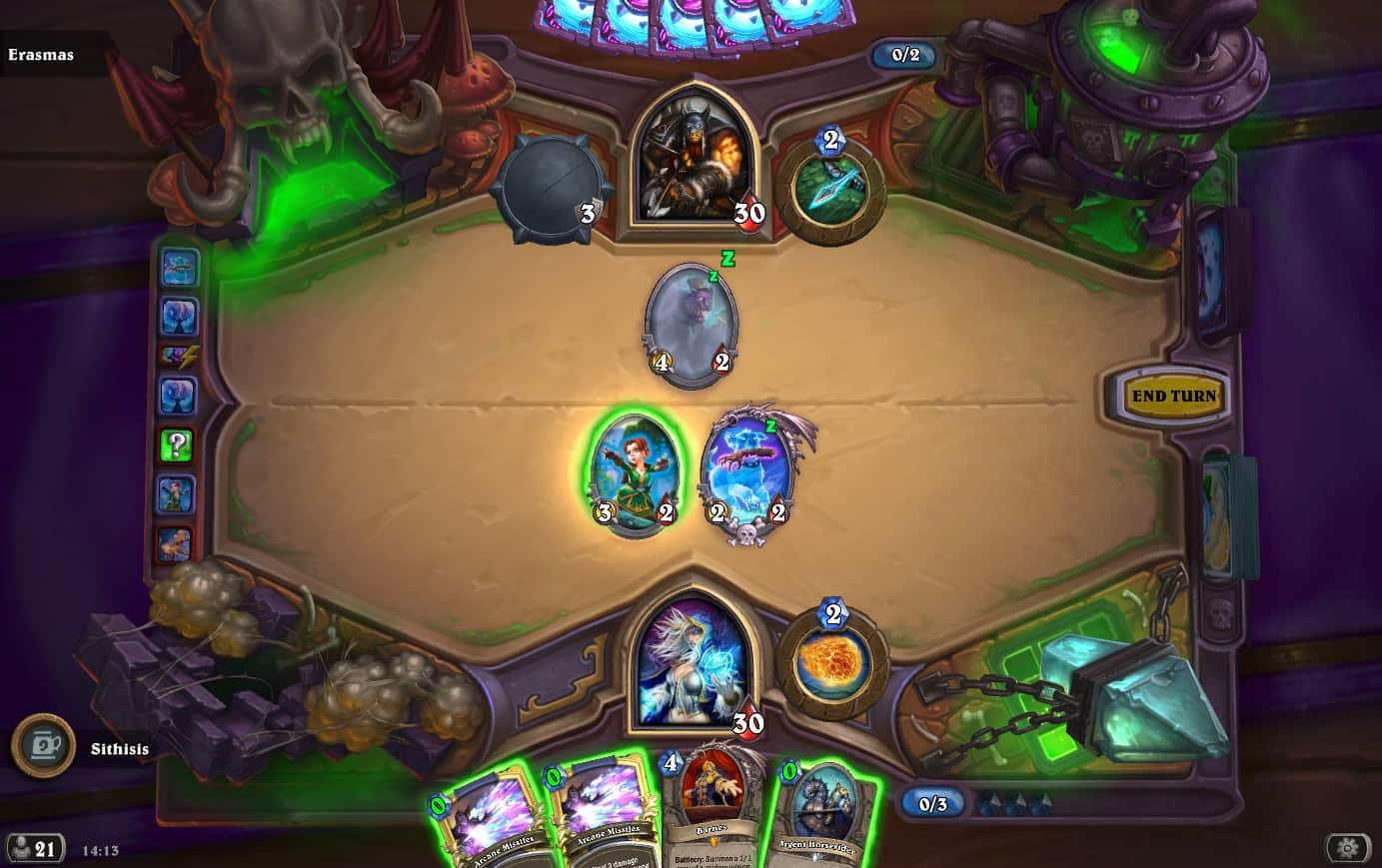 Hearthstone: Unstable Portals Take Over This Week's Tavern Brawl 1
