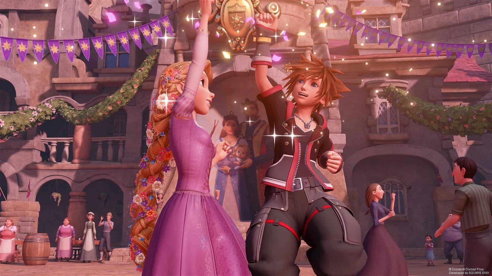 Kingdom Hearts III Unveils Magical Disney Voice Cast 2