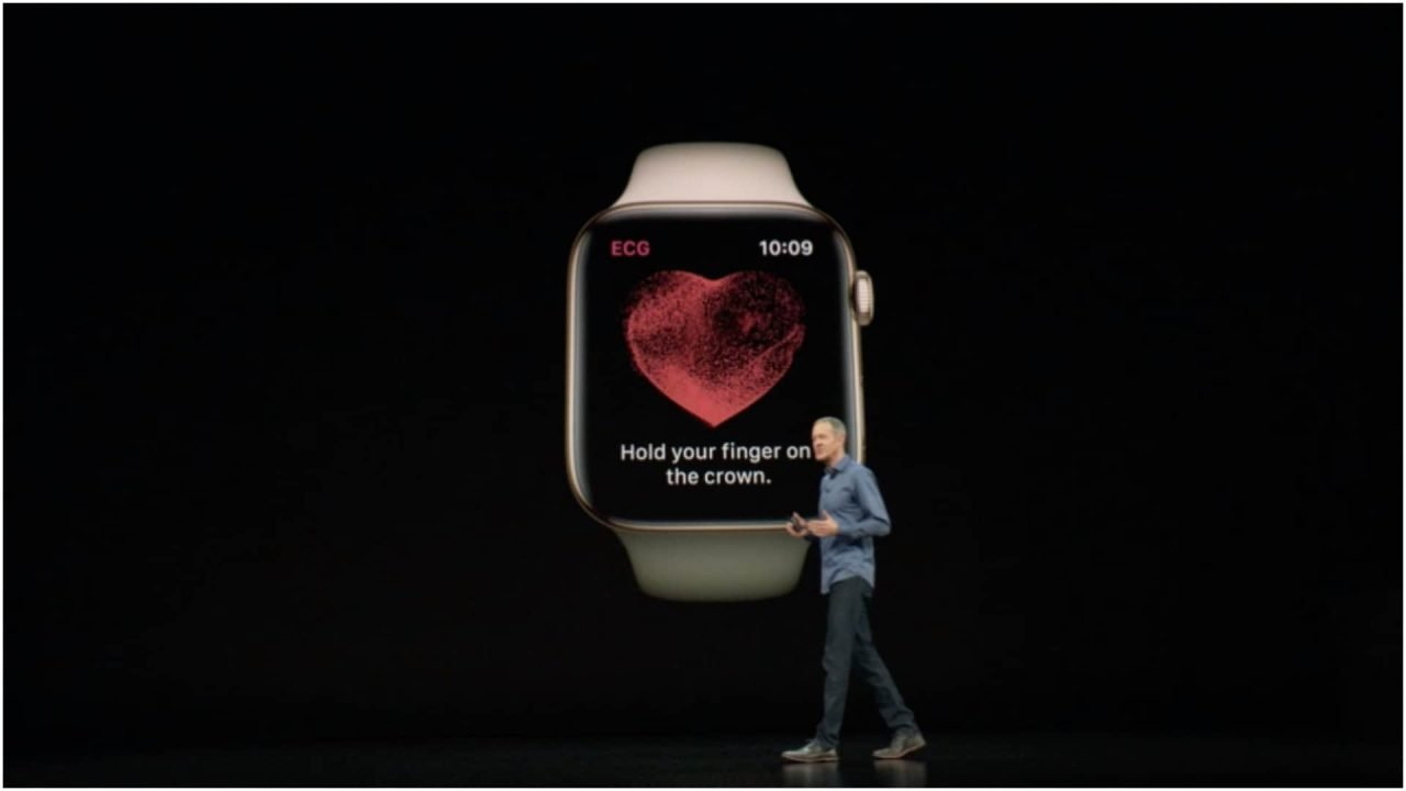 New Apple Watch Can Detect and Report Falls 1