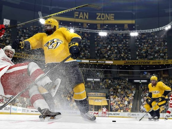 NHL 19 (PS4) Review