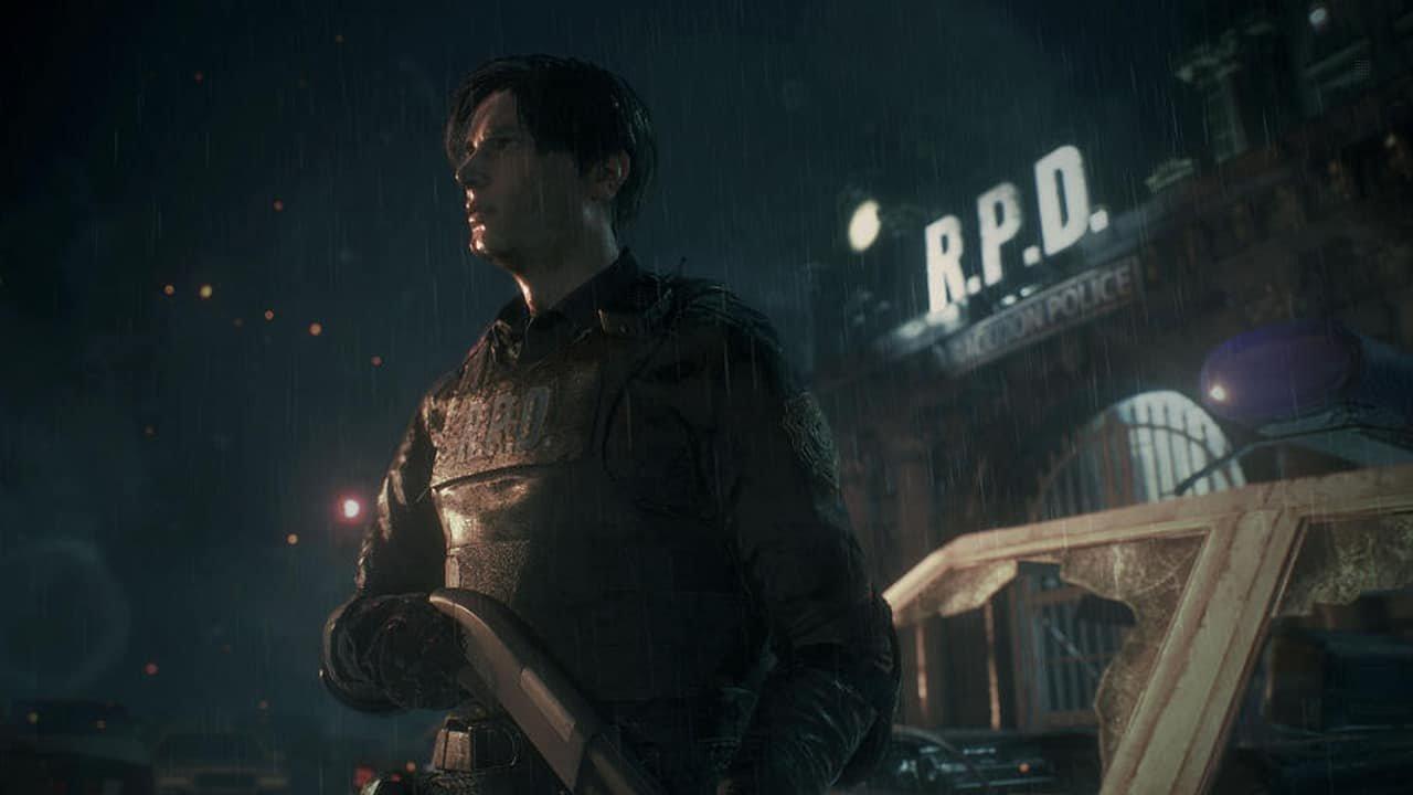 Resident Evil 2 Remake Story Trailer Reveals Familiar Faces 1
