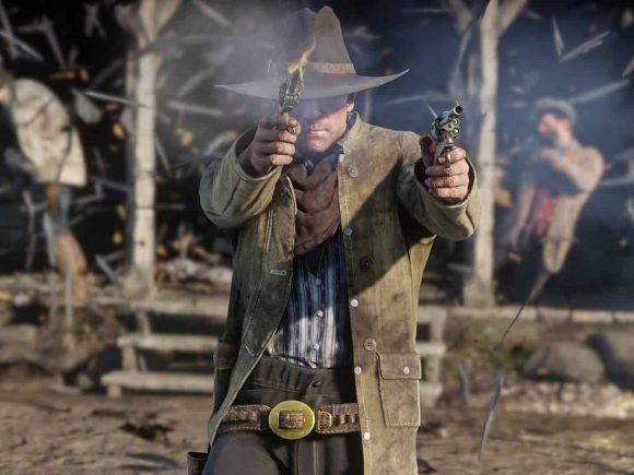 Rockstar Announces Red Dead Online