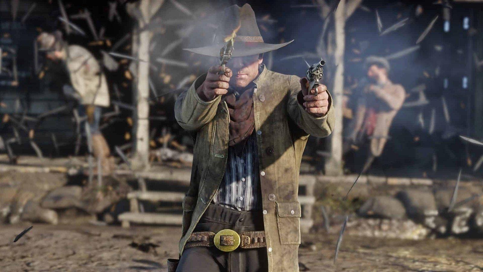 Rockstar Announces Red Dead Online, Launching November 2018