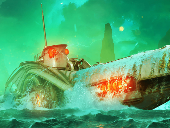Sea-Monsters and Submarines Coming to World of Warships 4