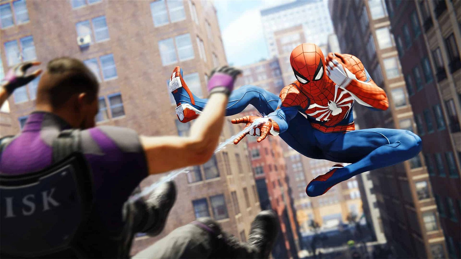 Spider-Man (PS4) Review 1