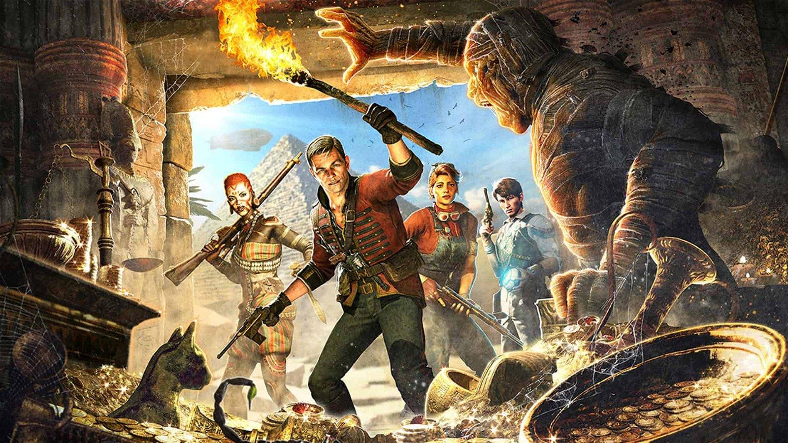 Strange Brigade (Xbox One) Review 1