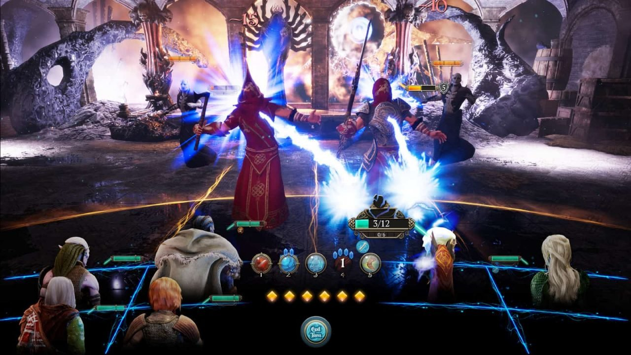 The Bard's Tale Iv: Barrows Deep (Pc) Review 1