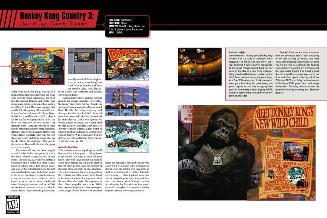 The Snes Omninbus: The Super Nintendo And Its Games, Vol 1 (A-M) Review 2