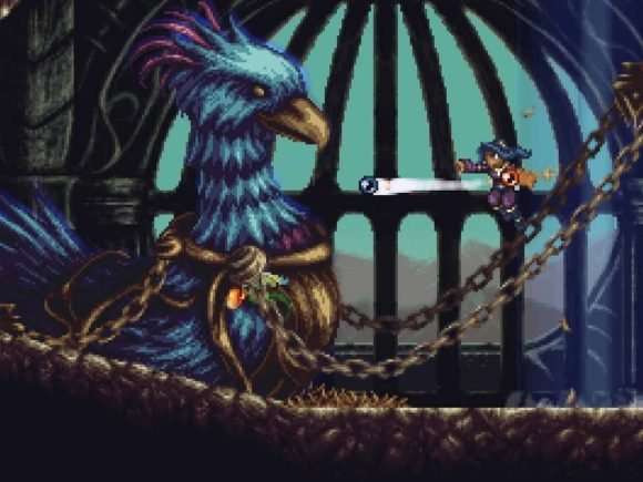 Timespinner (PS4) Review 1