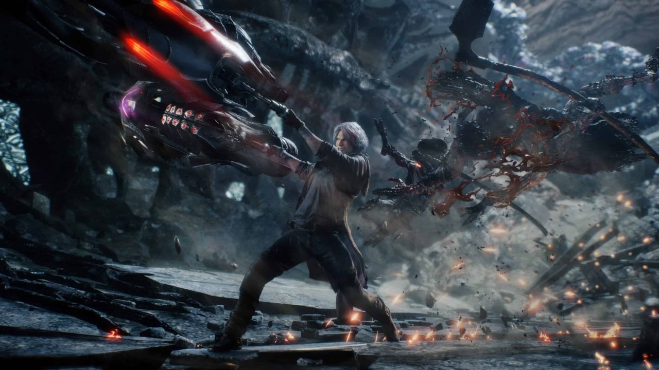Tokyo Game Show 2018: Devil May Cry 5 Hands-On Preview (EMBARGO is SEPT 22 at 8 A.M PST)