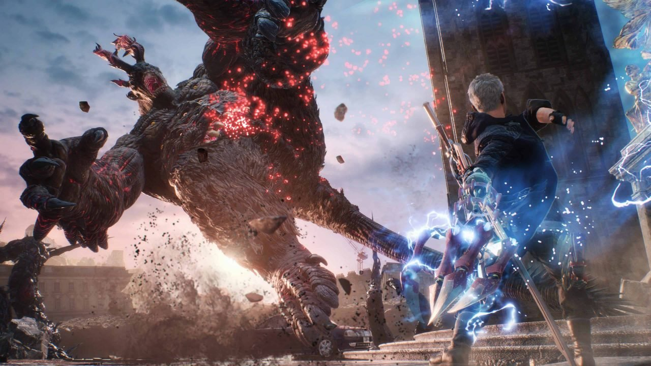Tokyo Game Show 2018: Devil May Cry 5 Hands-On Preview (EMBARGO is SEPT 22 at 8 A.M PST) 1