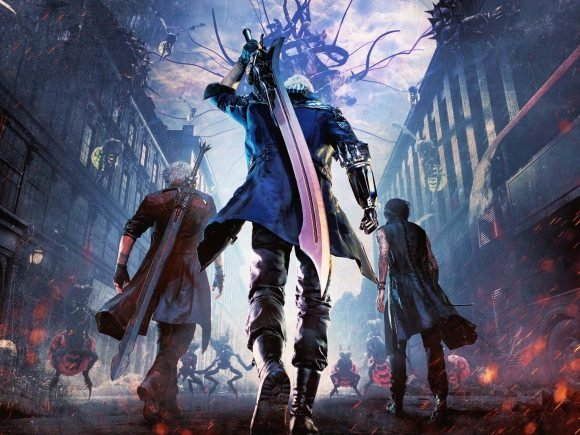 Tokyo Game Show 2018: Devil May Cry 5 Hands-On Preview (EMBARGO is SEPT 22 at 8 A.M PST) 3