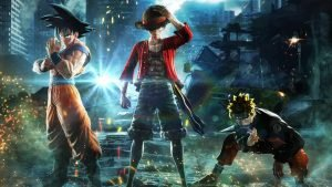 Tokyo Game Show 2018 - Jump Force Preview
