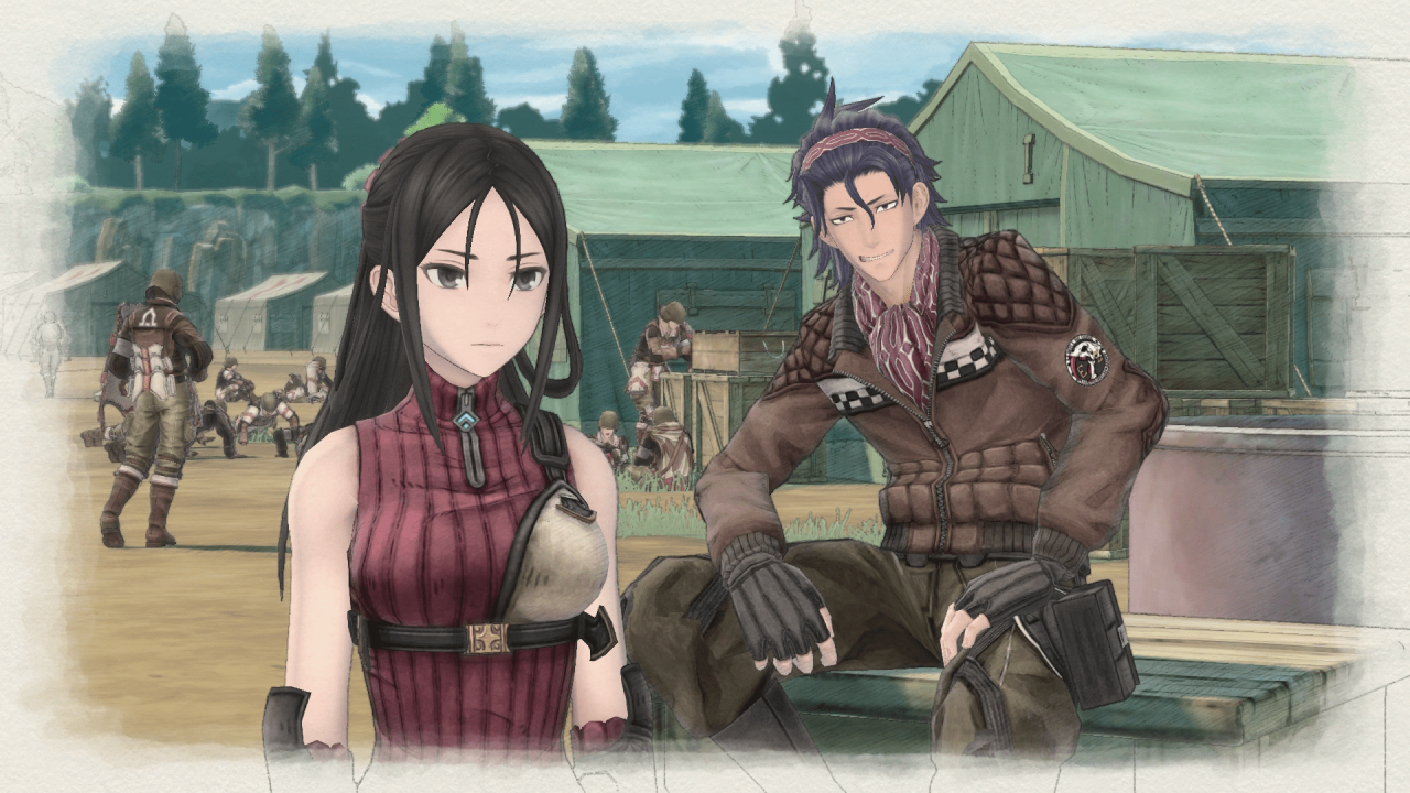 Valkyria Chronicles 4 Review 1