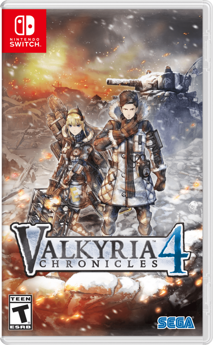 Valkyria Chronicles 4 Review 4