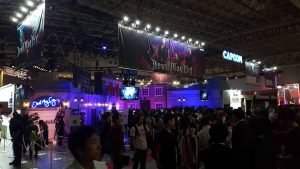 Capcom's Booth Featured Devil May Cry 5 and Resident Evil 2