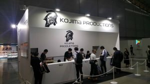Kojima Productions at TGS 2018