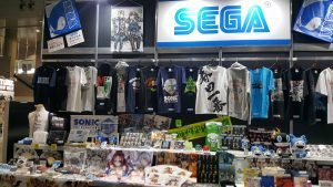 From Valkyria Chronicles to Sonic to Persona, Sega's Booth had it all